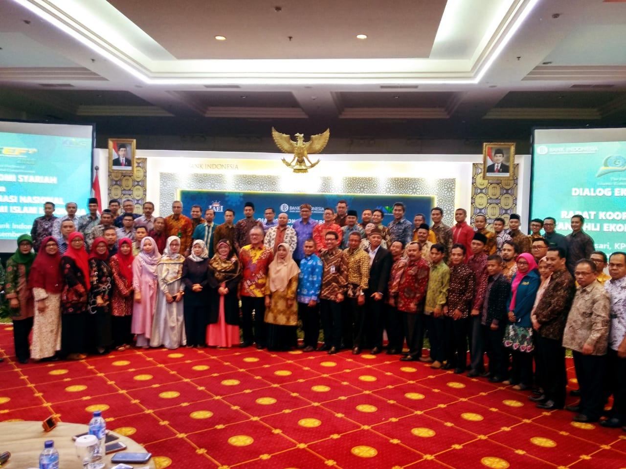 Dosen Ekonomi Syariah IKHAC Mengikuti Rakornas IAEI, Penguatan Kerjasama dengan Lembaga Perguruan Tinggi di Indonesia