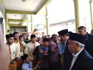 Kunjungan Presiden RI Ir. H. Joko Widodo di Amanatul Ummah dan IKHAC