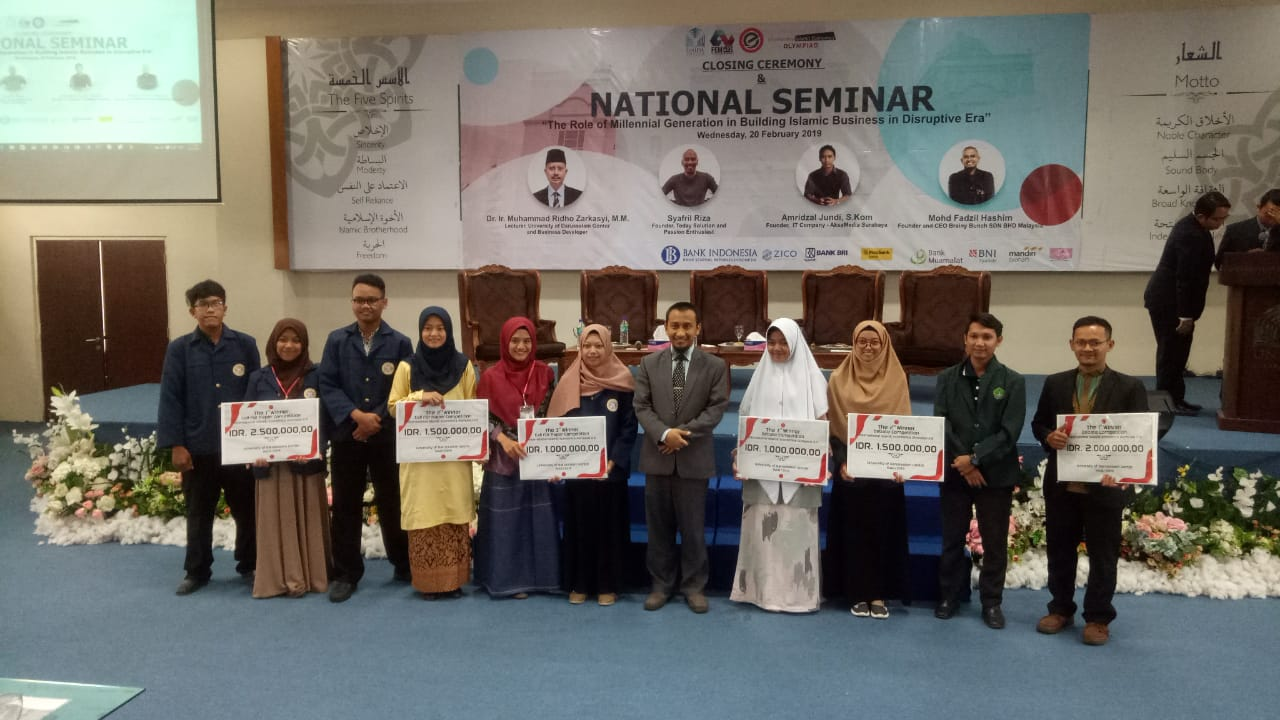 Torehan Prestasi Mahasiswa Ekonomi Syariah Institut Pesantren KH. Abdul Chalim (IKHAC) di Ajang International 2019