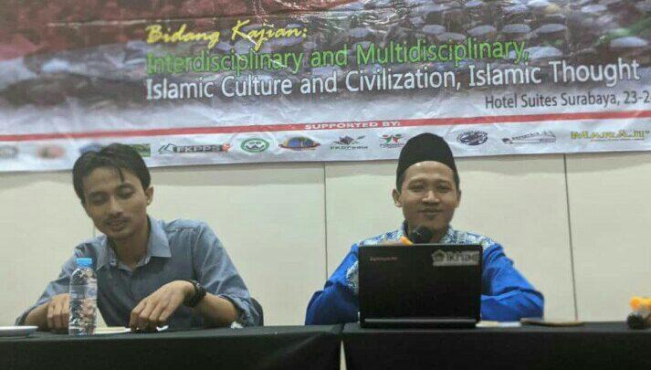 Mantap ! Tiga Dosen IKHAC Jadi Presentator Dalam 3rd Annual Conference for Muslim Scholars (AnCoMS)