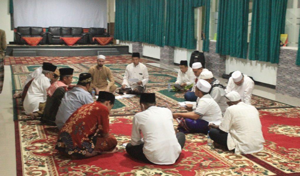 Cegah Penyebaran COVID-19, Kiai Asep Ajak Musyawarah Ulama' se-Jawa Timur
